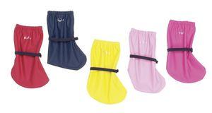 Playshoes Regenfüßlinge mit Fleece-Futter marine, Größe: S
