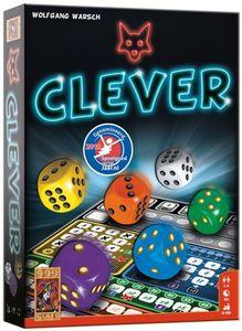999 Games Clever, Universal, Würfel (6 Seiten), Erwachsene & Kinder, Junge/Mädchen, 8 Jahr(e), 30 min