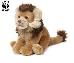 WWF Plüschtier Löwe (23cm) Kuscheltier Stofftier