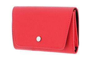 s.Oliver Wallet with Flap Coral