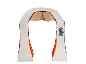 Medivon CF-6302 Shiatsu Massagegerät mit Heizfunktion Massage Shiatsu Nackenmassage Nacken Hals Nackenmassagegerät