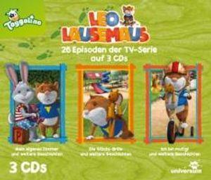 Leo Lausemaus Hörspielbox 3
