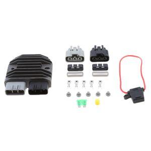 1 Stück Spannungsregler Gleichrichter Motorräder, Ersatzteile und Zubehör FH020AA