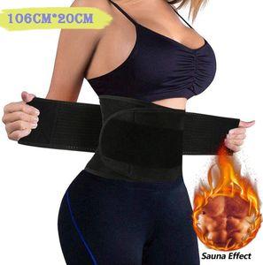 Waist Trainer Taillenformer Damen Sport Taillenmieder Korsett Shaper Taillentrimmer Fitness Bauchweggürtel Zum Gewichtsverlust