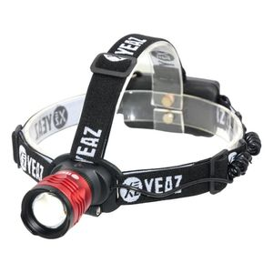 YEAZ HIGHLIGHT ZOOM + Headlamp LED-Stirnlampe USB