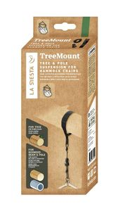 La Siesta TreeMount Hängesesselaufhängung