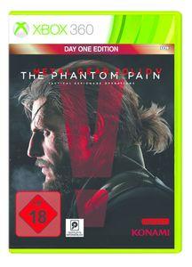 Metal Gear Solid 5 - The Phantom Pain D1