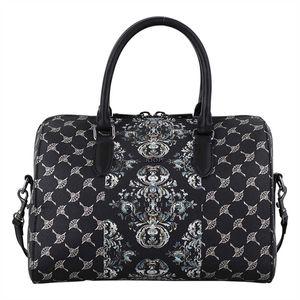 JOOP! Damen Handtasche, Cortina Grazia Aurora Handbag (30x21x18cm) - Schwarz