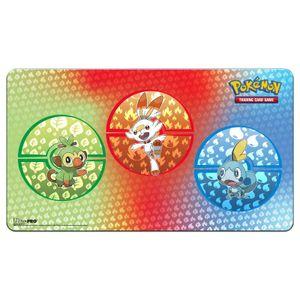 Pokémon Schwert & Schild Starter-Pokemon - Spielmatte