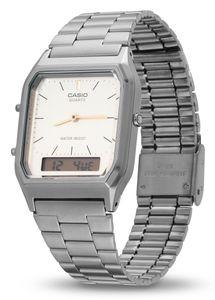 Casio Vintage Armbanduhr AQ-230EGG-9AEF Retro Uhr