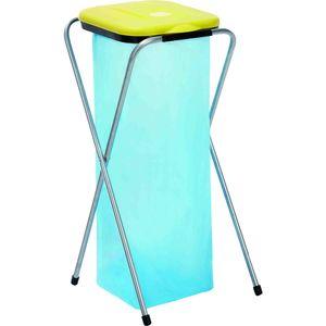 Müllsackständer Gelber Blauer Sack 120l