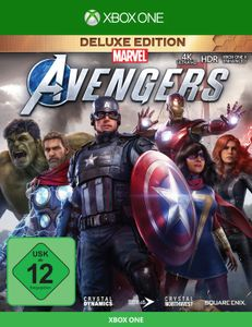 Marvel Avengers (Deluxe Edition) - Konsole XBox One
