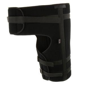 Hüft Oberschenkelbandage, Verstellbare Unterstützung für Die Leisten Und Größe M