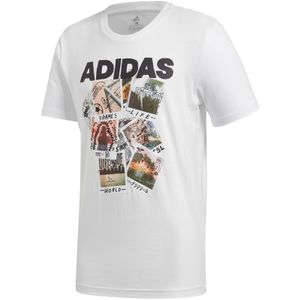 adidas Doodle Photos T-Shirt white XL