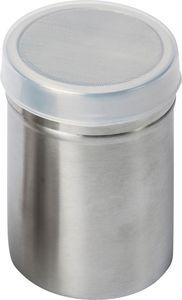 Metaltex Puderzucker/Cacaodose, Inox 105018