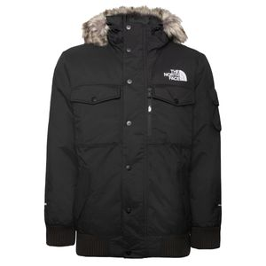 The North Face Winterjacke schwarz XL