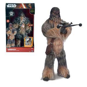 Star Wars Episode VII Chewbacca interaktive Action Figur FX Sprachausgabe 44cm