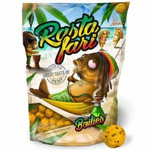 Radical Rastafari Boilie 1kg Yellow 16 mm