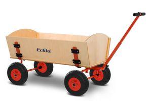 Eckla Bollerwagen zerlegbar Ecklatruck Long Trailer 100cm