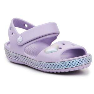 crocs Crocband Imagination Sandal Kids Lavendel Croslite Größe: 33/34 Normal