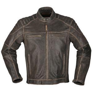 Modeka Vincent Aged Motorrad Lederjacke