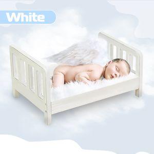 Neugeborenen Bett Baby Mini Holz Fotografie Newborn Fotoshooting Kinderfoto