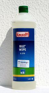 Buzil G270 Laminatreiniger Alkoholreiniger 1 Liter