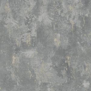 DUTCH WALLCOVERINGS Tapete Beton-Optik Grau TP1008