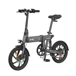 Xiaomi HIMO Z16 Elektrofahrrad Mountainbike E-Bike Faltbar 25 km/h 250W  Grau  bis 100kg  36V 10AH