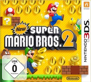 Nintendo New Super Mario Bros. 2, 3DS