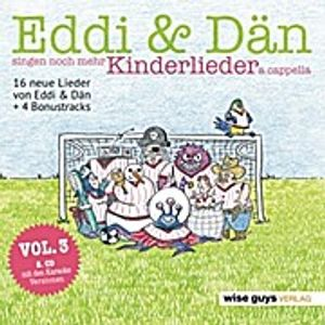 Eddi & Dän-Eddi & Dän singen noch mehr Kinderliede
