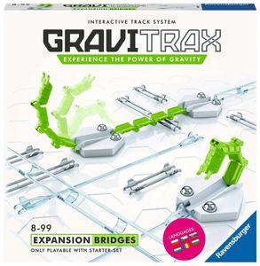 Gravitrax Brücken Das interaktive Kugelbahnsystem Erweiterungsset