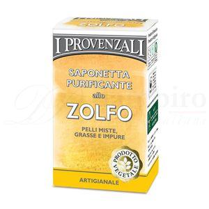 I Provenzali Seife Schwefel - sapone allo zolfo 100g