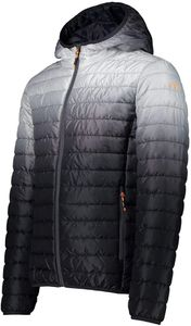 Cmp Man Jacket Fix Hood U423 Antracite 54
