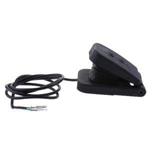 1 Stück Elektro-Fahrrad Fuß Gas Gaspedal aus Kunststoff und Gummi Fahrzeug Gaspedal Elektroauto Gaspedal