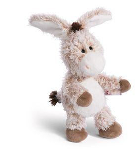 NICI Schlenker Esel 44934 - NICI Kuscheltier Esel 25cm