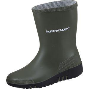 Dunlop Kinderstiefel Mini grün Gr. 22