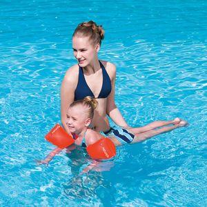 Bestway 32097T ökologische Schwimmflügel für Kinder von 3-6 Jahren