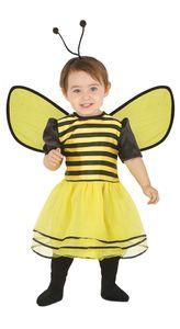 Bienen Baby Kostüm, Größe:74/80