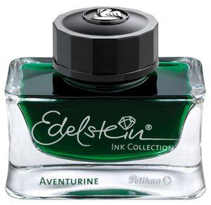 """Pelikan Tinte """"Edelstein Ink Aventurine"""" Inhalt: 50 ml im Glas"""