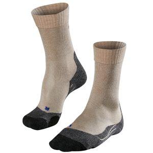 FALKE TK2 Cool Damen Trekking Socken sand 39-40