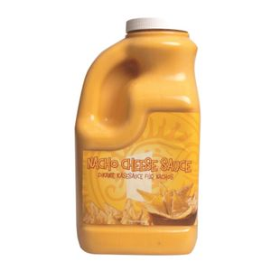 Cheddar Cheese Sauce 2 kg Nacho-Sauce Taco-Sauce