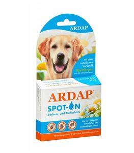 Ardap Spot On für große Hunde 4,0ml