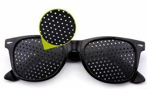 Ayurveda Rasterbrille Brille Sehkorrektur Augentraining Lochbrille Sehhilfe