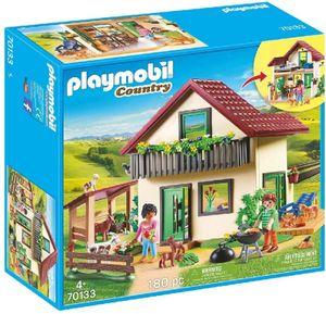 PLAYMOBIL Bauernhaus, 70133