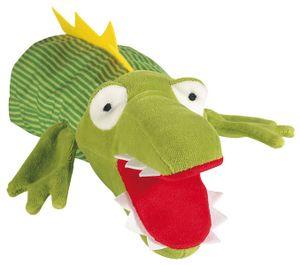 sigikid 40183 - Handpuppe Krokodil