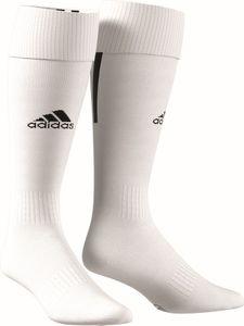 adidas Santos 18 Sockenstutzen - weiß/schwarz 46-48
