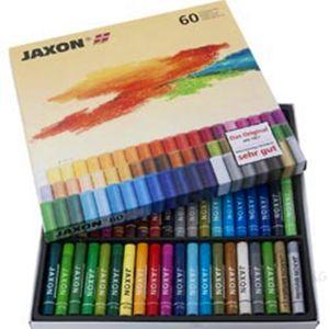 Pastell-Ölkreide Jaxon, 60er-Sortiment