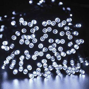 LED Lichterkette Weihnachtsbaum Tannenbaum Christbaum warm Garten Balkon Baum