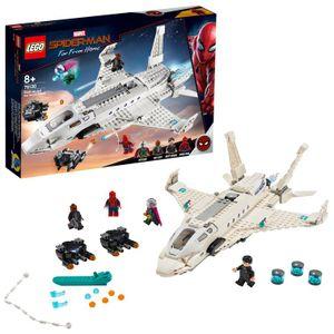LEGO® Marvel Super Heroes™ Starks Jet & der Drohnenangriff, 76130
